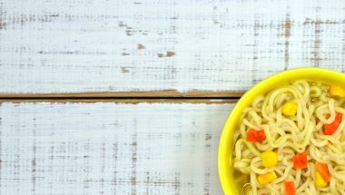10 Things You Didn't Know About Instant Ramen