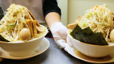The Biggest Eating Challenges in Japan