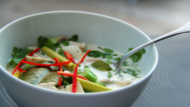 Three of our Favourite Thai Soup Recipes