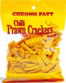 Cheong Fatt Chilli Prawn Crackers (辣味蝦餅)