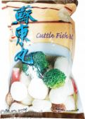 First Choice Cuttle Fish Ball (泰一 苏东丸)