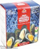 New Zealand Greenshell Mussels (青口)