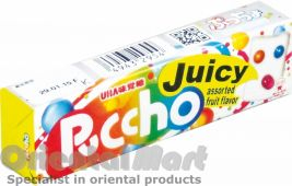 Puccho Stick Candy (Assorted Fruit Flavor)