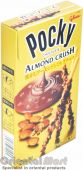 Glico Pocky Almond Crush Chocolate Biscuit Sticks