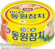 Dong Won Light Tuna with DHA (동원DHA참치)