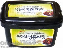Haioreum Black Bean Paste Fermented (for jjajangmyun) (해오름 북경식 정통짜장)