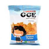 GGE Noodle Snack Wheat Crackers Tempura Flavour