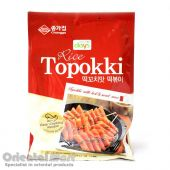 Chongga Rice Topokki With Hot & Sweet Sauce