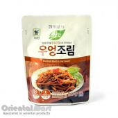 Sajo Burdock Root In Soy Sauce (사조대림 선 우엉조림)