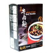 Han Dian Authentic Taiwanese Beef Noodle- Classic (漢典红烧牛肉面)