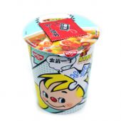 Nissin Demae Ramen Red Hot Seafood Flavour Cup Noodle