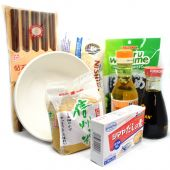 Japanese Cooking Starter Kit