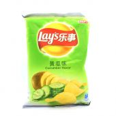 Lay's Potato Chips - Cucumber Flavour