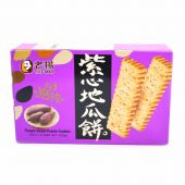 TK Food Purple Sweet Potato Cookies (老楊 紫心地瓜餅)