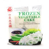 Cock Brand Frozen Vegetable Cake - Chinese Leek