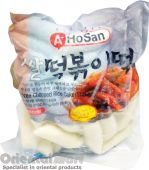A+ HoSan Frozen Chopped Rice Cake Stick - Teokboki