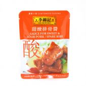 Lee Kum Kee Sauce for Sweet & Sour Pork / Spare Ribs (李錦記 甜酸排骨醬)