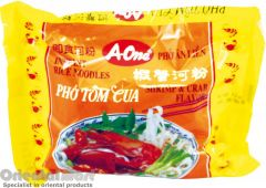 A-One Shrimp & Crab Flavour Pho Rice Noodles